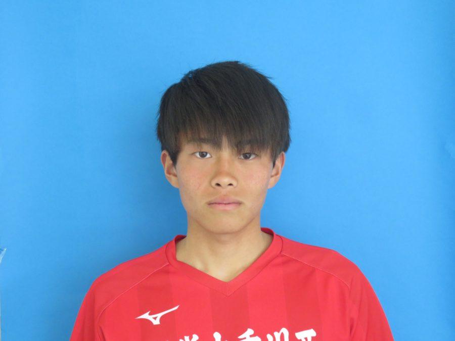 MF / 166cm / 55kg / 新居浜南中学校