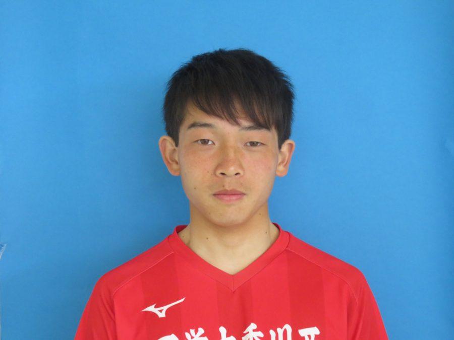 DF / 161cm / 58kg / 芝谷中学校