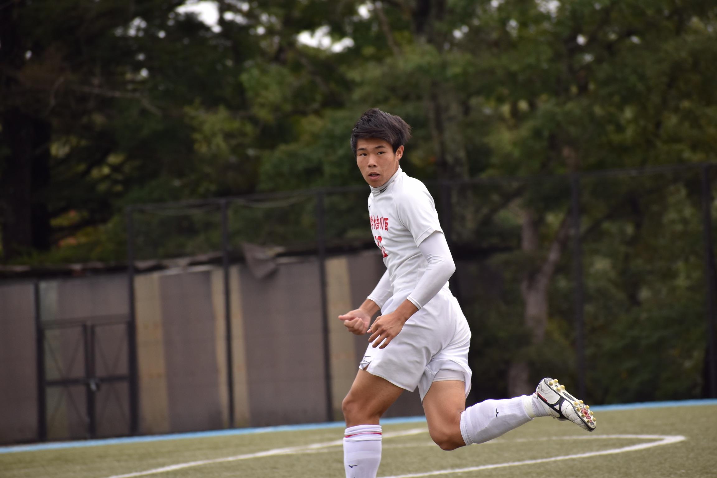 10/18 トレーニングマッチ VS三田学園