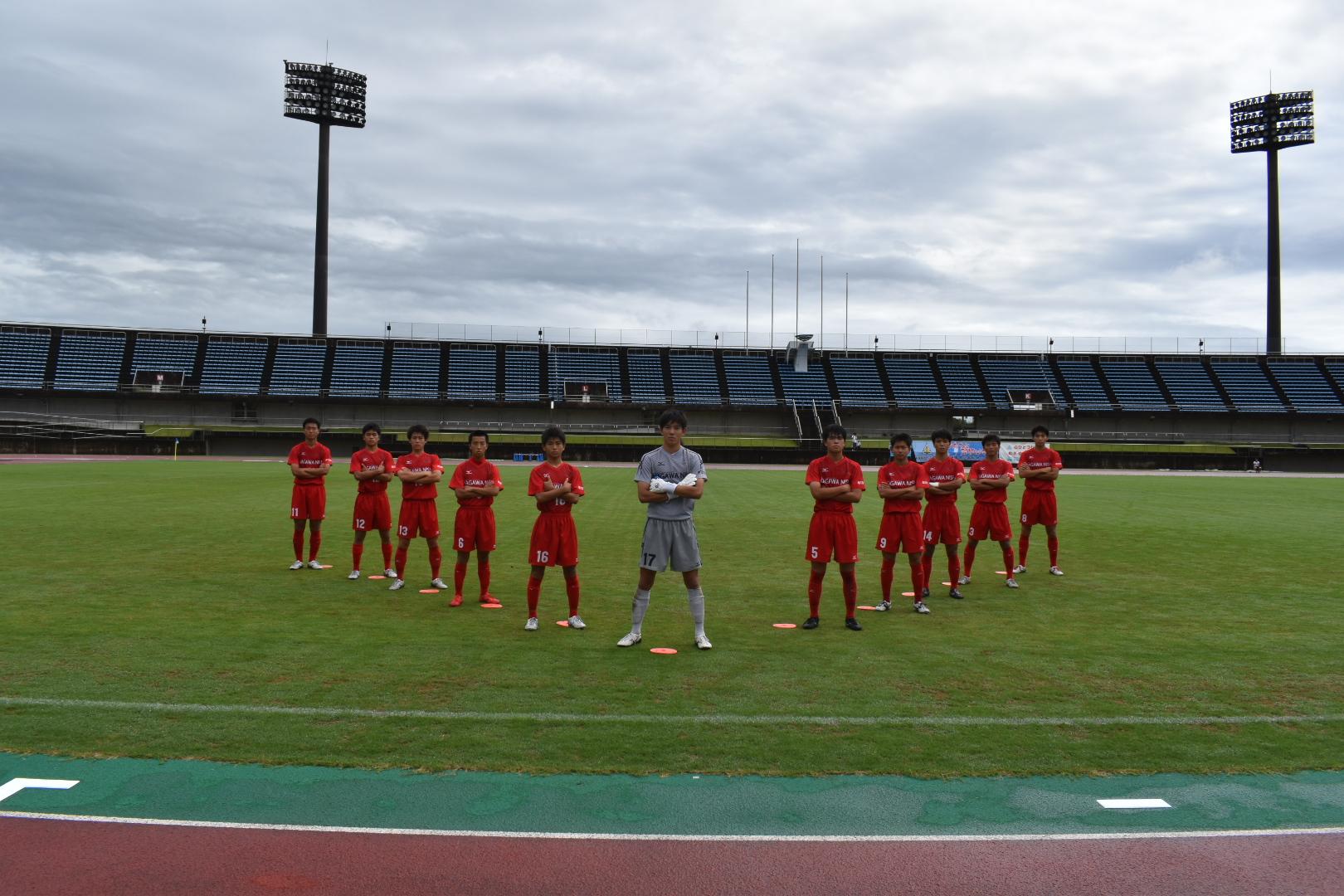 第70回四国高等学校サッカー選手権大会