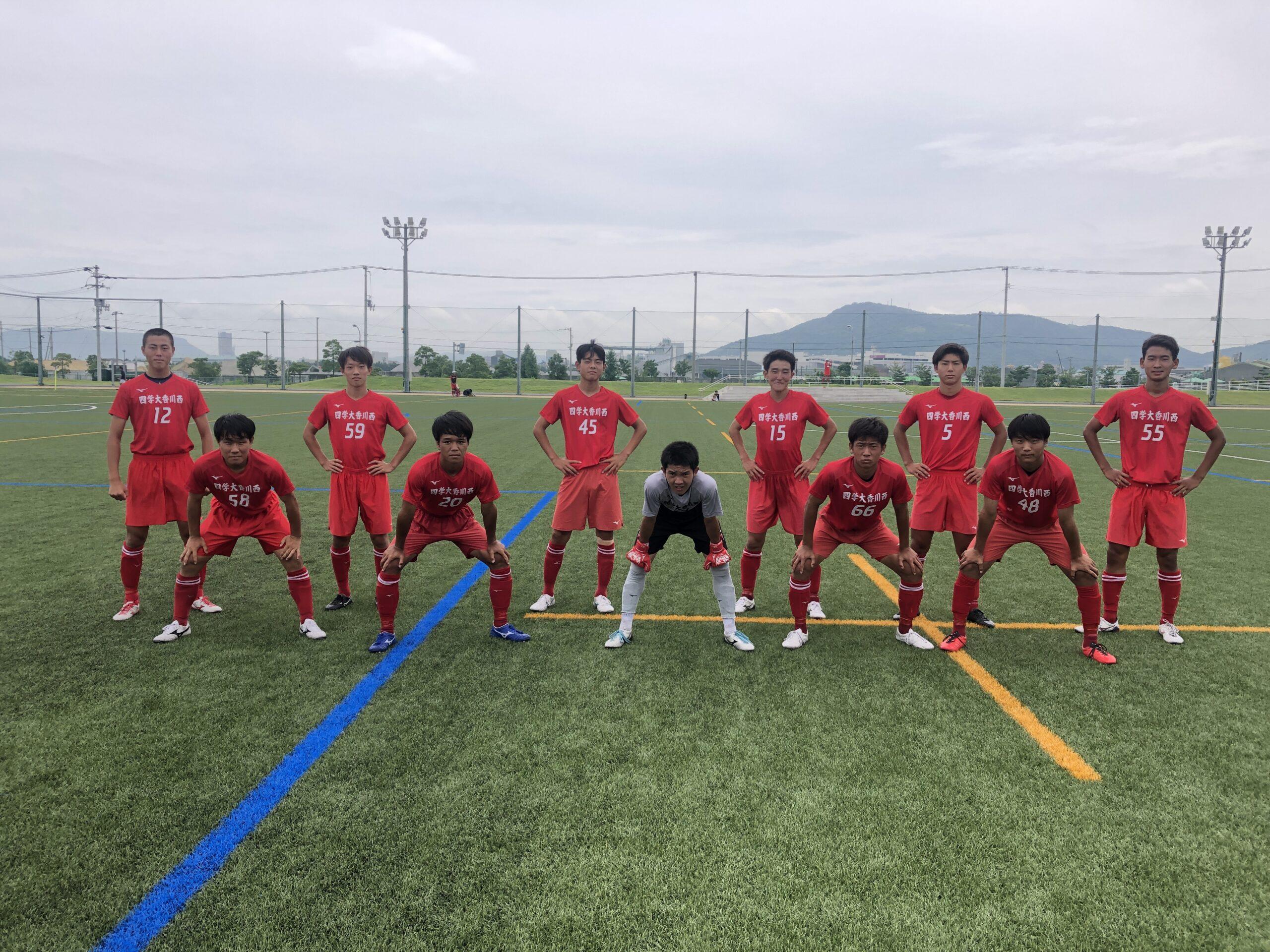 香川県リーグ1部 第3節vs高松工芸